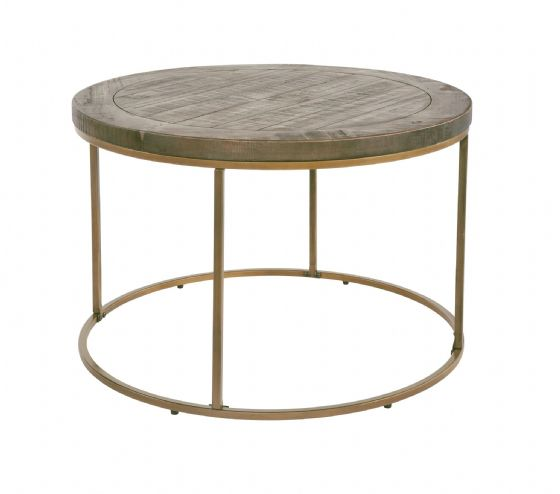 St Ives Day Round Coffee Table - Special Order